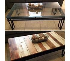 Diy coffee table top aspx viewer Video