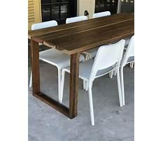 Diy concrete dining table.aspx Video