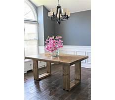 Diy dining table legs aspx extension Video