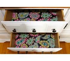 Diy dresser drawer liners.aspx Video