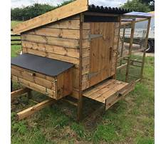 Diy easy chicken coop plans Video