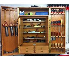 Diy garage garden tool organizer.aspx Video