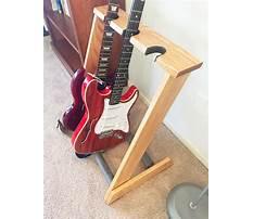 Diy guitar stand wood.aspx Video