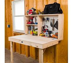Diy handyman workbench Video