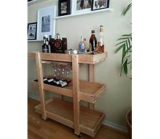 Diy home bar cart simple Video