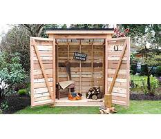 Diy how to build a cedar shed say goodbye to garage backyard clutter Video
