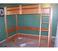 Diy loft bunk bed plans.aspx Video