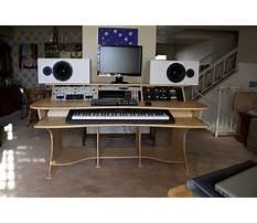 Diy music workstation desk.aspx Video