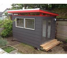 Diy outdoor storage shed.aspx Video