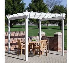 Diy pergolas kits Video