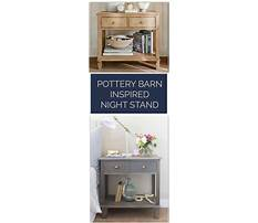 Diy pottery barn furniture plans Video