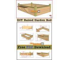 Diy raised garden bed plans.aspx Video