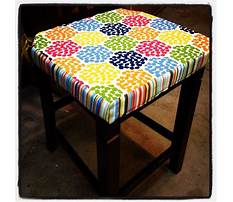 Diy seat cushions for kitchen chairs Video