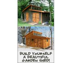 Diy shed building.aspx Video
