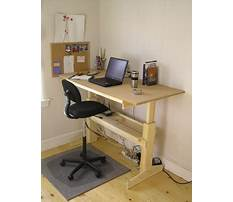 Diy standing desk.aspx Video