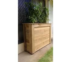 Diy tall planter box Video