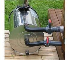 Diy water heater wood stove.aspx Video