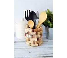 Diy wine cork holder Video