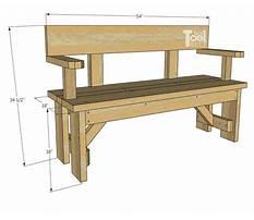 Diy wood bench plans.aspx Video