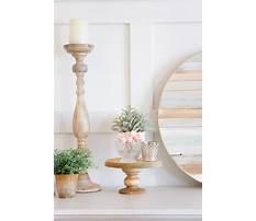 Diy wood cake stand.aspx Video