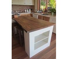 Diy wooden benchtop Video