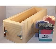 Diy wooden soap mold.aspx Video