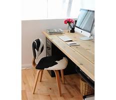 Diy work desk.aspx Video