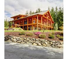 Do it yourself building a log home Video