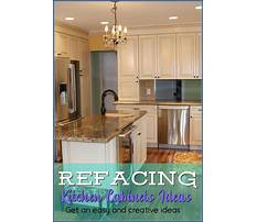 Do it yourself cabinet refinishing Video