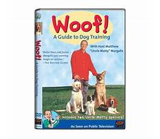 Dog train dvd Video