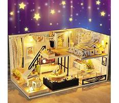 Dolls house miniatures diy Video