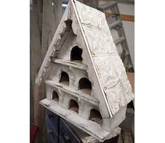 Dove bird house for sale Video
