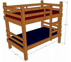 Download free bunk bed plans Video
