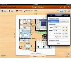 Draw furniture plans on ipad Video