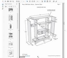 Draw furniture plans online Video