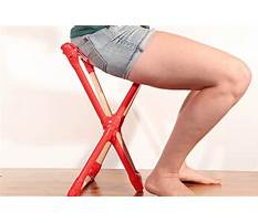Duct tape chair diy Video