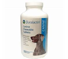 Duralactin for dogs Video