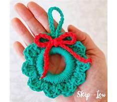 Easy crochet ideas for christmas Video