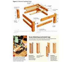 Easy ottoman plans.aspx Video