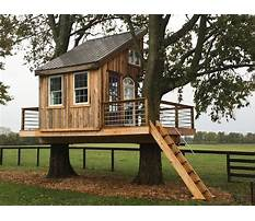 Easy tree houses plans Video