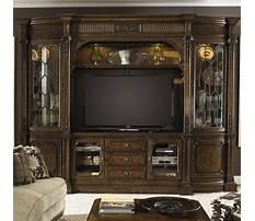 Elegant entertainment centers wall units Video
