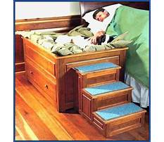Elevated dog bed plans Video