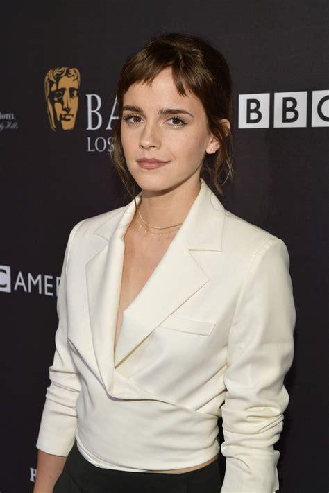 Emma Watson Bafta