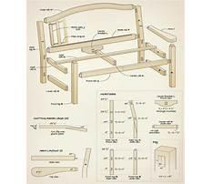 English garden bench plans.aspx Video