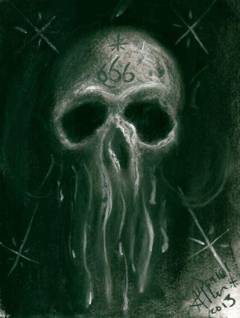 Evil Skull Deviantart