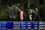 FF7 Battle Scene