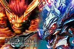 FF7 Remake All Summons