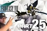 FF7 Walkthrough PS1