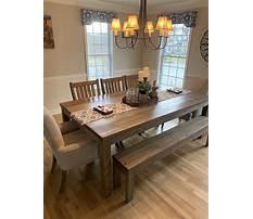 Farmhouse dining room table set.aspx Video