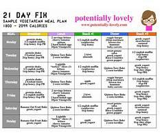 Fat free vegan diet plan Video